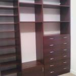 Mahogany-drawers